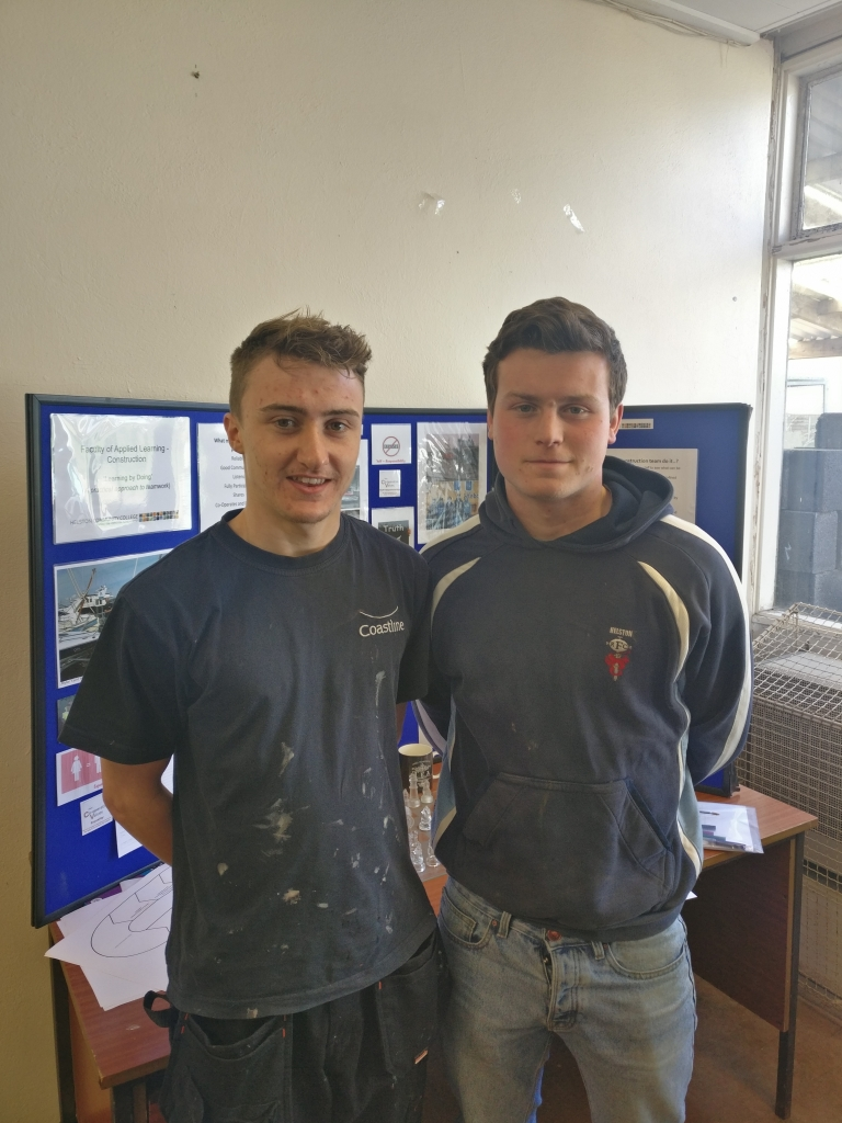 Apprenticeships: building motivation at Helston Community College, Cornwall
