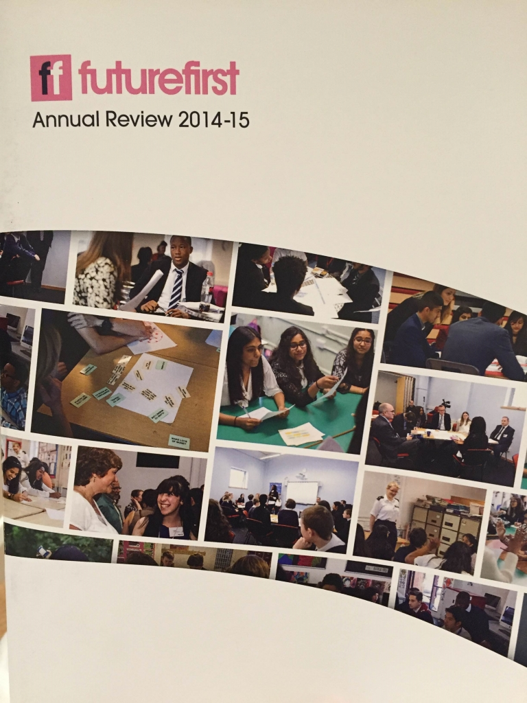 Future First Annual Review 2014-15