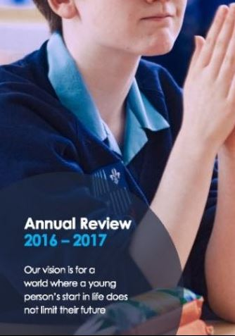 Future First Annual Review 2016 -17