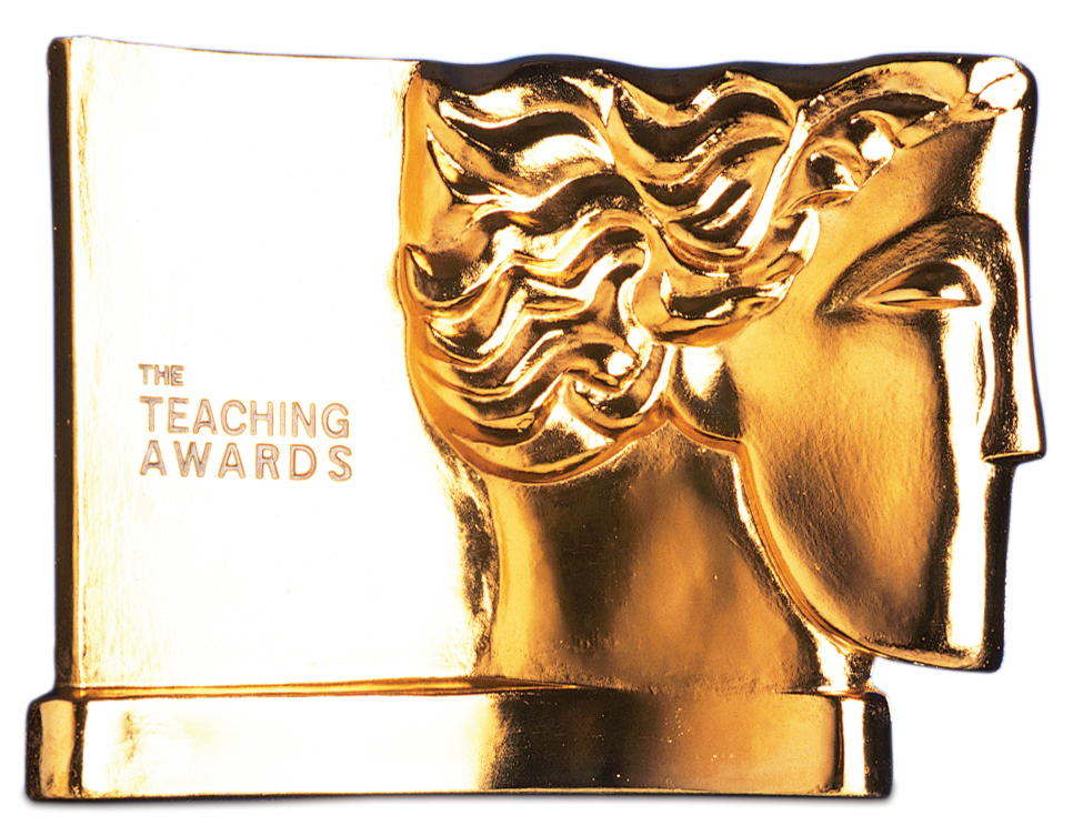 Proud to sponsor Pearson Teaching Awards - School of the Year