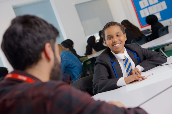 Why primary school children need a community of supporters