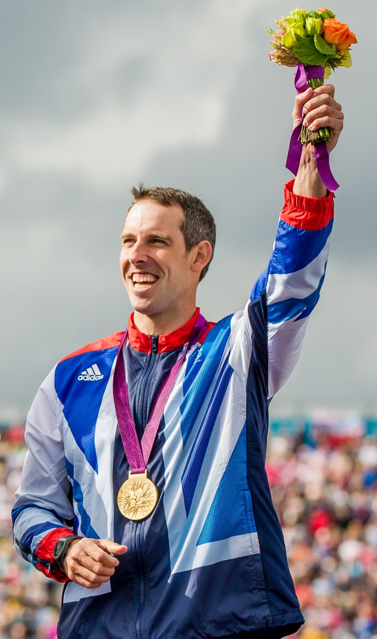 Olympic champion Etienne Stott backs our Crowdfunder