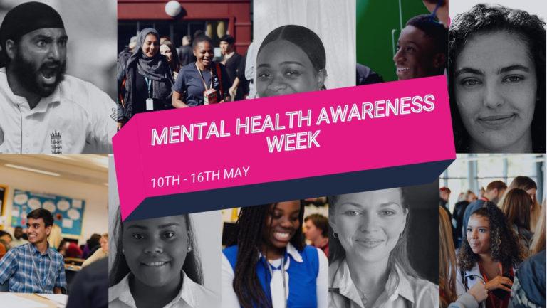 #MentalHealthAwarenessWeek: staff daily blog