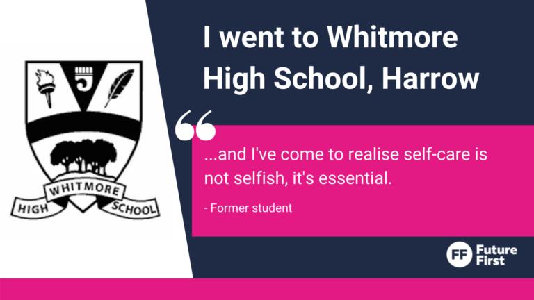 Alumni volunteers share their thoughts for #MentalHealthAwarenessWeek
