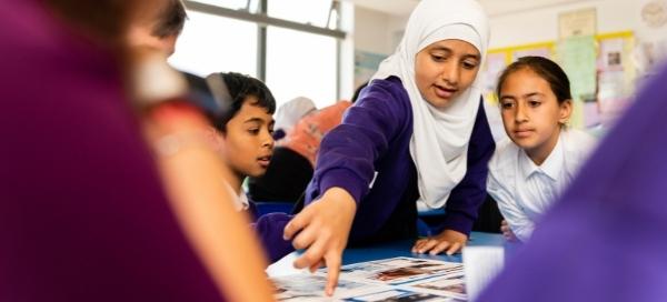 Helping primary school students bridge the gap