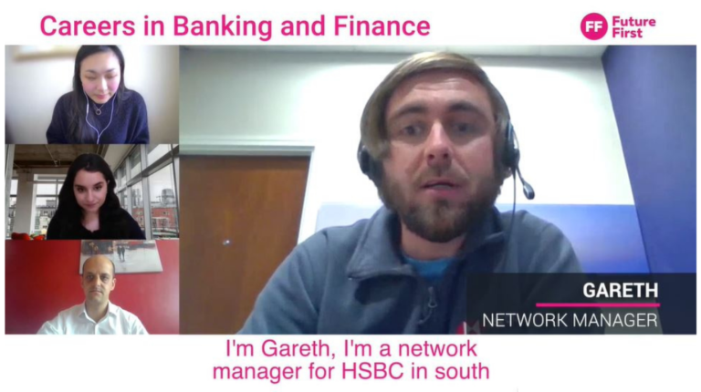Careers in Banking and Finance Panel to inspire students' next steps