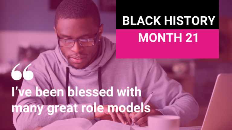 Samson: why Black History Month is important to me and my top tips for students